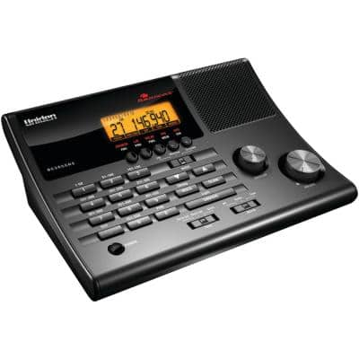 500-Channel Scanner with Weather Alert