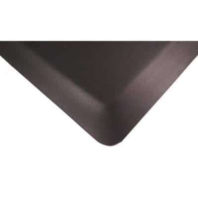 Industrial Smooth 4 ft. x 12 ft. x 1/2 in. Commercial Floor Mat Anti-Fatigue