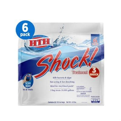 Pool Shock Pool Chemicals The Home Depot