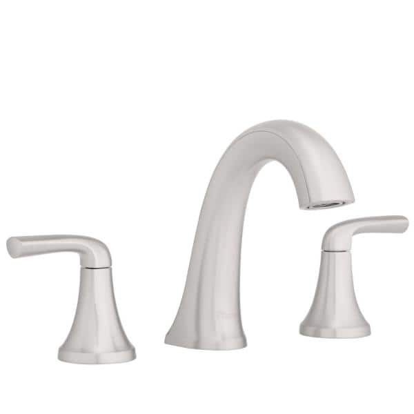 Widespread 2-Handle Bathroom Faucet New TiteSeal Technology Ladera 8 in