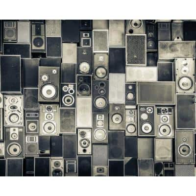 Background Noise Wall Mural