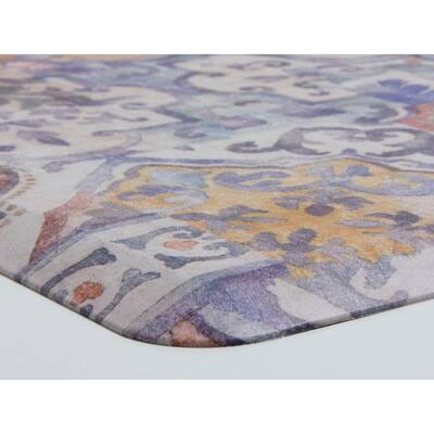 Multicolor Bartolo 60 in. x 20 in. Anti-Fatigue Comfort Long Mat