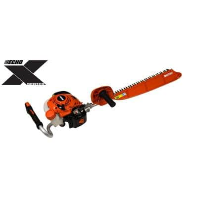 38 in. 21.2 cc Gas 2-Stroke Engine Single-Sided Hedge Trimmer