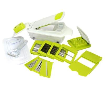 8-in-1 Multi-Use Slicer, Dicer and Chopper
