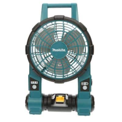 18-Volt LXT Lithium-Ion Cordless Jobsite Fan (Tool-Only)