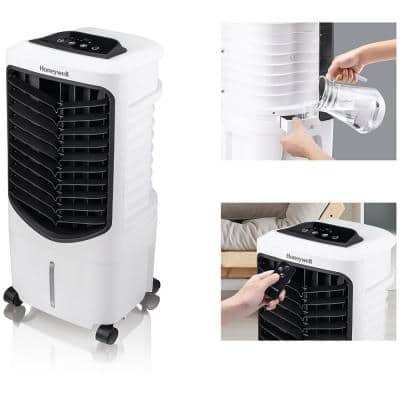200 CFM 3 Speed Portable Evaporative Air Cooler for 108 sq. ft.