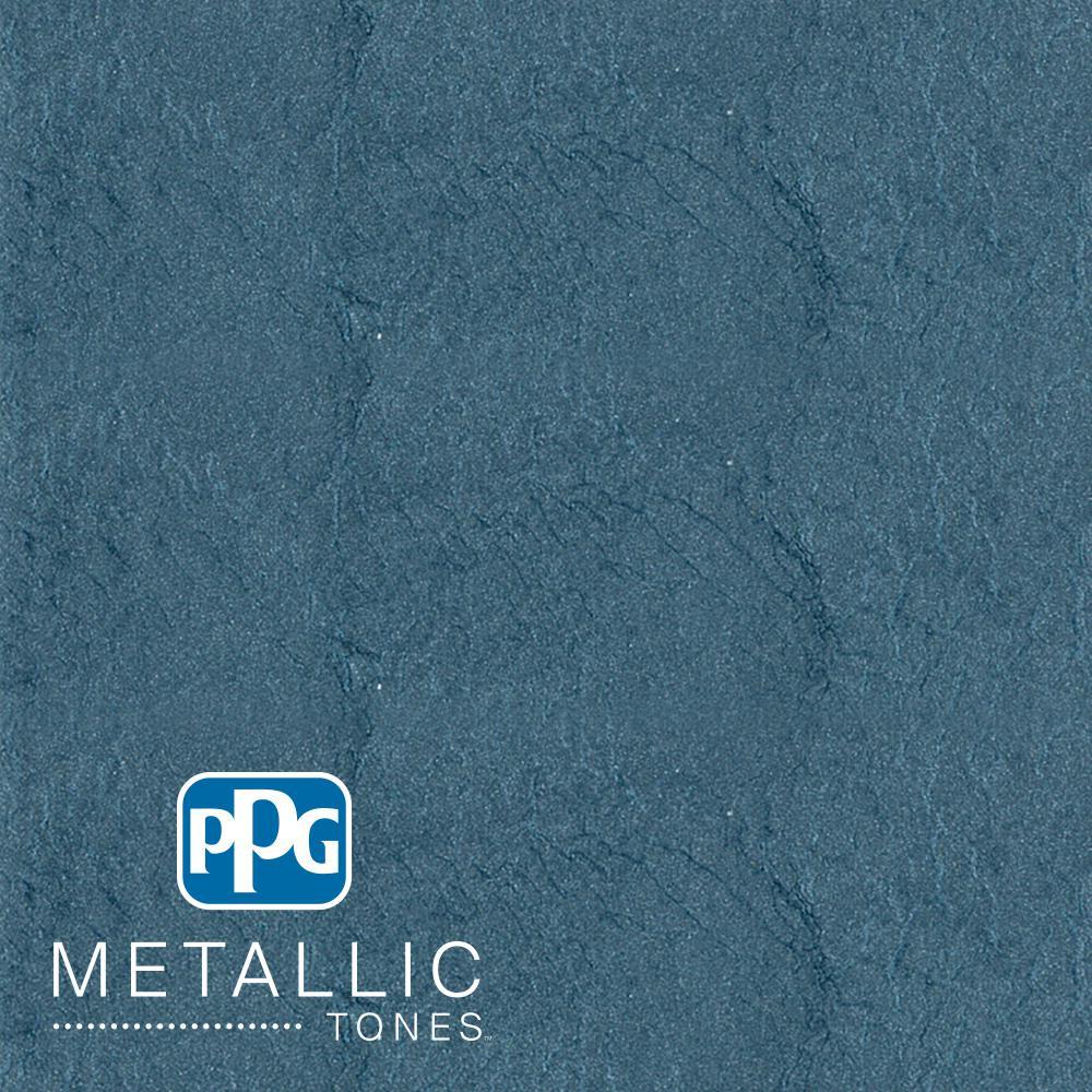 1  gal. #MTL112 Mediterranean Night Metallic Interior Specialty Finish Paint