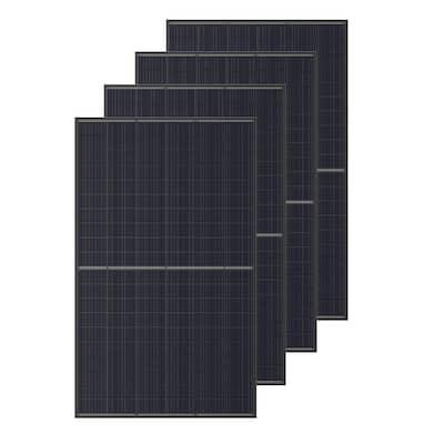 330-Watt Monocrystalline Solar Panel (4-Pack)