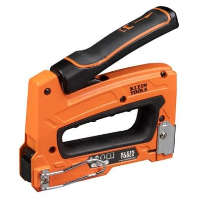 Loose Cable Stapler