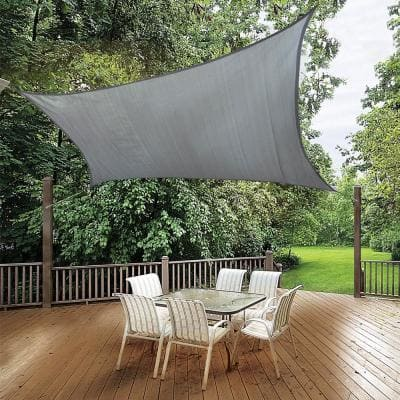 shade sails canopies the home depot