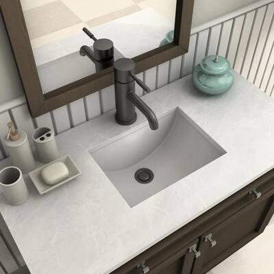 ZLINE Aloha Bath Faucet in Matte Black (ALH-BF-MB)
