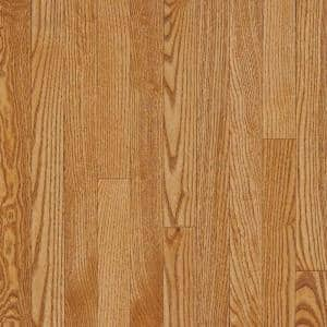 Plano Oak Marsh 3/4 in. Thick x 5 in. Wide x Varying Length Solid Hardwood Flooring (23.5 sq. ft. / case)