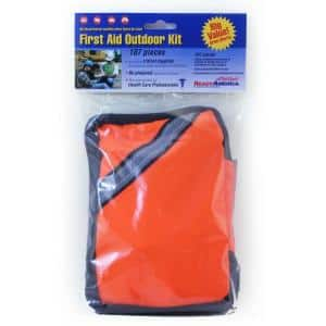 First Aid Outdoor Kit (107-Piece)