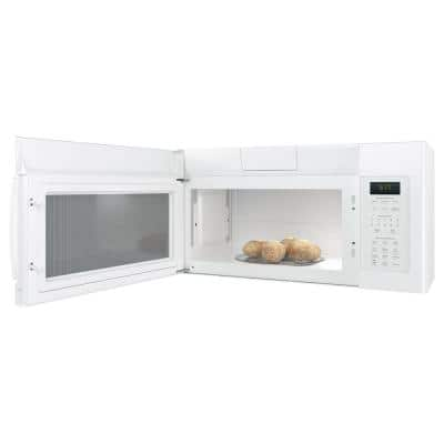 1.7 cu. ft. Over the Range Microwave with Sensor Cooking in White