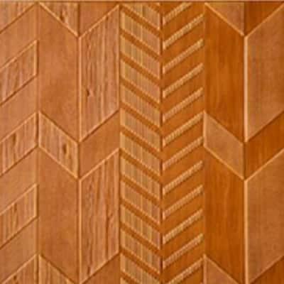 Premium Brown Vinyl Peelable Roll (Covers 54 sq. ft.)