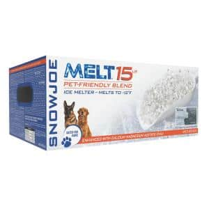 Melt 15 lbs. Boxed Pet Friendly Premium Ice Melt, Safer for Paws