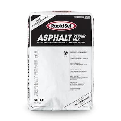 50 lbs. Asphalt Repair Mix