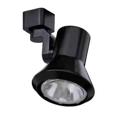 50-Watt Flare Black Track Lighting