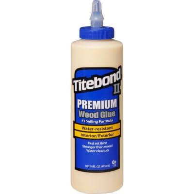 16 oz. Titebond II Premium Wood Glue 12 Pack