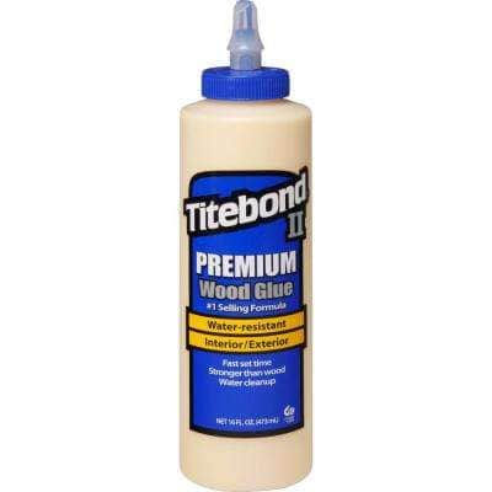 16 oz. Titebond II Premium Wood Glue 12 Pack