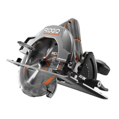 18-Volt Cordless Brushless 7-1/4 in. Circular Saw (Tool Only)