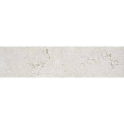 Newport Bay 2.76 in. x 11.81 in. Matte Porcelain Single Bullnose Tile