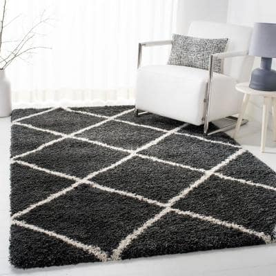 Black Area Rugs Rugs The Home Depot