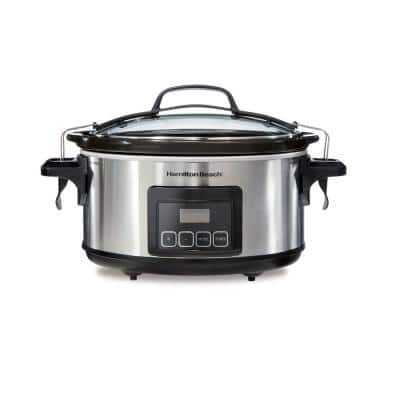 5 Qt. Stainless Steel Deep Fryer