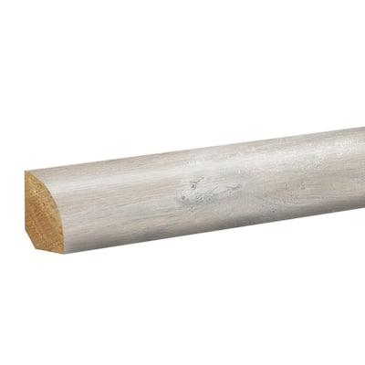Glaze 5/8 in. T x 3/4 in. W x 94-1/2 in. L Laminate Quarter Round Molding
