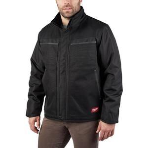 Men's 2XL Black GRIDIRON Traditional Jacket