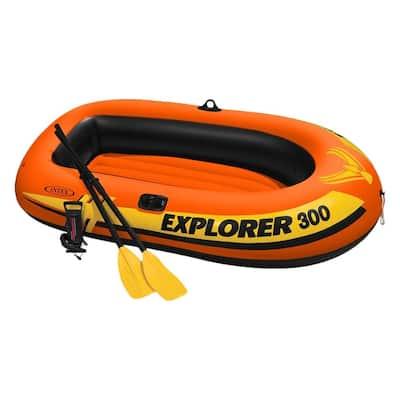Explorer 300 Boat Pool Float