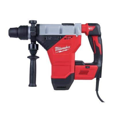 15 Amp 1-3/4 in. SDS-MAX Corded Combination Hammer with E-Clutch
