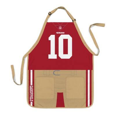 Jimmy Garoppolo San Francisco 49ers NFL Jersey Apron
