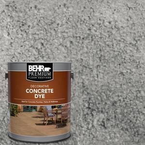 1 gal. #CD-825 Industrial Gray Interior/Exterior Concrete Dye