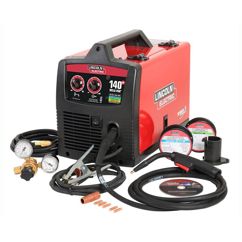 230V MIG-100 130 150 Amp Welder Gasless No Gas Flux 230V Machine Welding CA