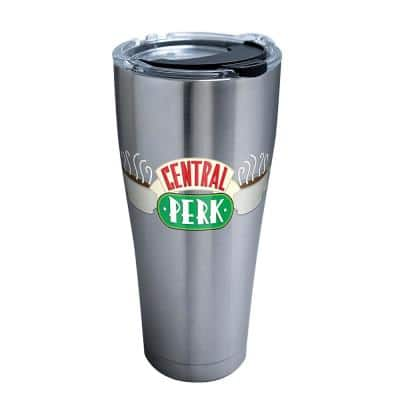 WB Friends Central Perk 30 oz. Stainless Steel Tumbler with Lid
