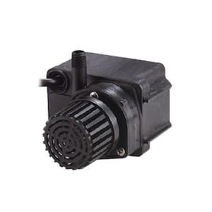 PE-2.5F 1/28 HP Small Submersible Drive Pump