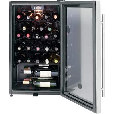 19 in. W 30-Bottle Wine Cooler
