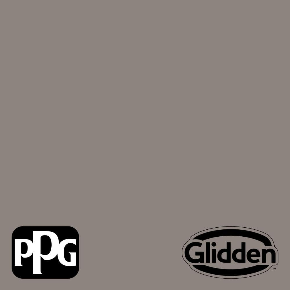 Ppg Timeless 1 Gal Ppg1005 5 Elephant Gray Eggshell Interior One Coat Paint With Primer Ppg1005 5t 01e The Home Depot