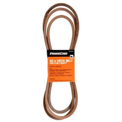50 in. CUB Cadet MTD Deck Belt