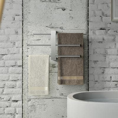 Freestanding Bathroom Hardware Bathroom Accessories The Home Depot