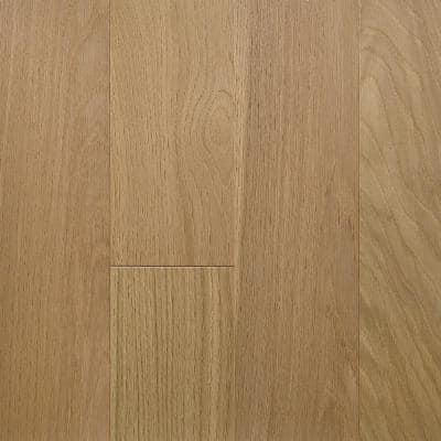 Take Home Sample – Honey Tone Engineered Waterproof Hardwood Flooring - 5 in. Width x 6 in. Length