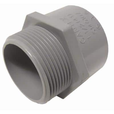 2 in. Male Terminal Adapter
