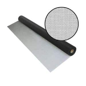72 in. x 100 ft. UltraVue Black Insect Screen