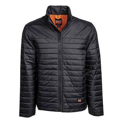 Mt. Washington Men's XXL Black Insulated Jacket