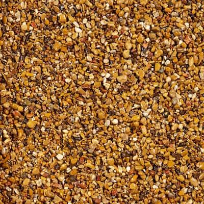 0.5 cu. ft. Bagged Pea Gravel Pebbles