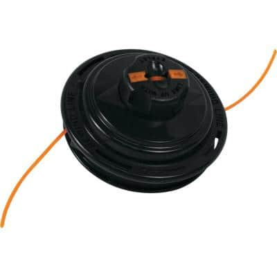 M10 x 1.25 LH Bump and Feed Trimmer Head