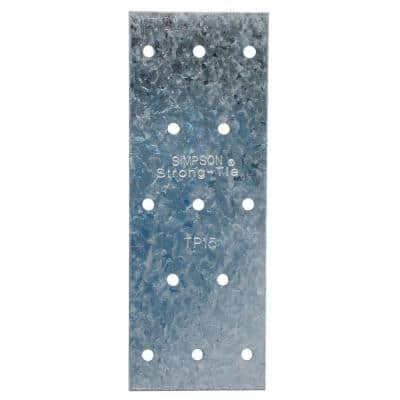 TP 1-13/16 in. x 5 in. 20-Gauge Galvanized Tie Plate