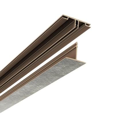 100 sq. ft. Ceiling Grid Kit Cross Hatch Silver
