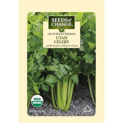 50 mg Utah Celery Seeds